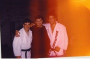 Carlos Machado, William Vandry and John Machado 1995