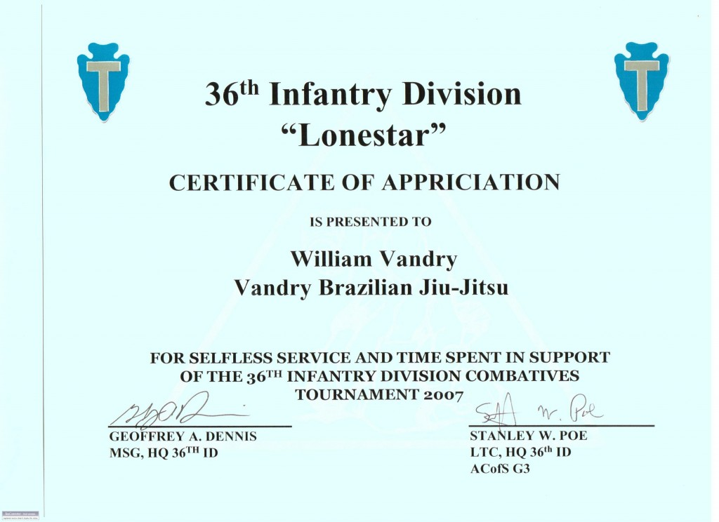 Geoff Dennis army award